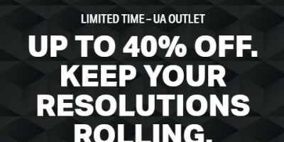Under Armour Outlet Up To 40% OFF