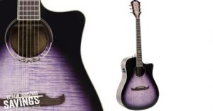 Fender Acoustic Electric Guitar Deal