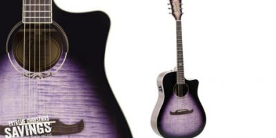 Fender T-Bucket 300-CE v3 Acoustic Electric Guitar: $179.99 (was $300)