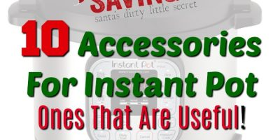 10 Best Accessories For Instant Pot – The Ones That Are Useful!