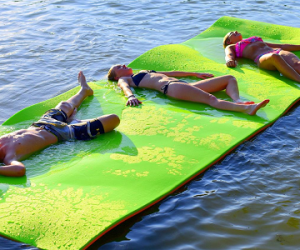 $399.99 (was $799.99) 18'x6′ Floating Mat