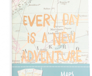$4.99 | Studio OH! 3 Pack Map Journals