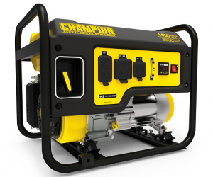 $235.29 (was $399) 3550-Watt Gasoline Powered Recoil Start Portable Generator (Today Only)
