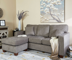 $399 (was $922) Ave Six Russell Reversible Sectional