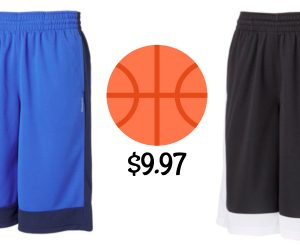 $9.97 Reebok Basketball Shorts