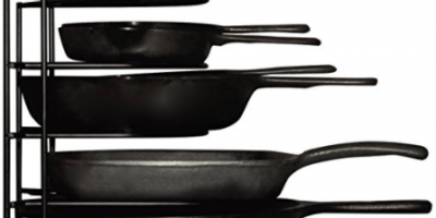 Organize Your Cast Iron with This Deal!