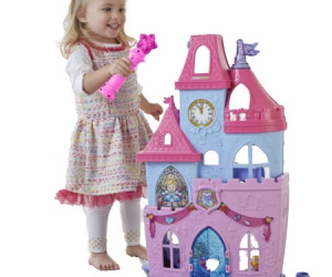 $24.88 (was $49.94) Disney Princess Magical Wand Palace By Little People
