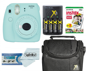 Nice Deal On Fujifilm Instax Mini 8 and 9 Instant Film Camera Bundles! (Today Only)