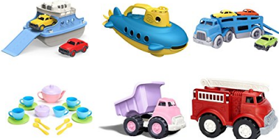 Great Today Only Sale On Green Toys!