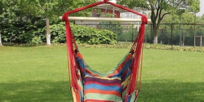 $35.99 (was $75) Hanging Rope Hammock Chair