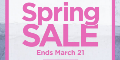 Up To 50% Off At JCPenney Spring Sale
