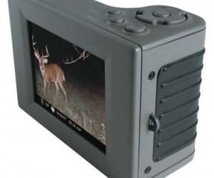$29.99 (was $79.95) Moultrie Deluxe 2.8″ LCD Handheld Picture SD Card Scouting Trail Camera Viewer