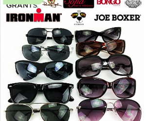 *WOW* Get 8 Pairs of Name Brand Sunglasses for $14.99