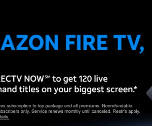 **INSANE FREEBIE!**  Get a Free Amazon Fire TV or Apple TV 4K when you Cut The Cord