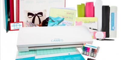 $181.99 (was $300) Silhouette Cameo 3 Craft Bundle w/ Heat Transfer Kit