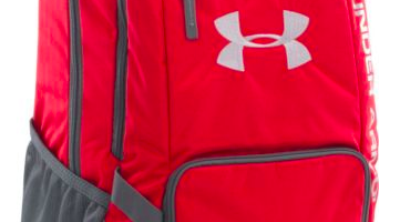 $29.59 (was $55) Under Armour Hustle II Backpack