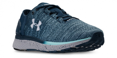 $49.98 (was $100) Under Armour Women's Charged Bandit 3 Running Sneakers from Finish Line