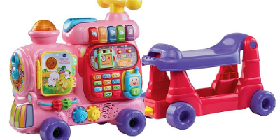 VTech Sit-to-Stand Ultimate Alphabet Train Lowest It Has Been!