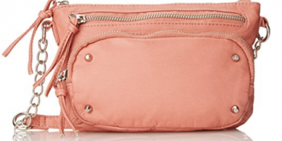 Such A Cute And CHEAP Deal On This Wild Pair Washed Cone Studs Cross Body Handbag