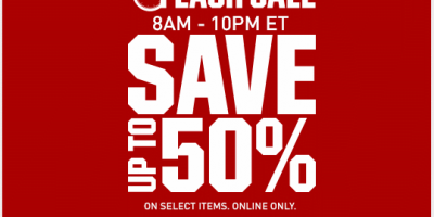 Up To 50% Off Dick's Sporting Goods Flash Sale
