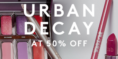 50% OFF Urban Decay Sale At NordstromRac...