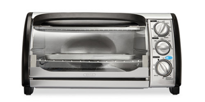 $8.99 (was $44.99) Bella 14326 Toaster Oven 4 Slice Capacity
