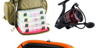 Nice Deals On Boating and Fishing Essentials (Today Only)