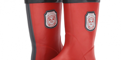 $8 (was $40) Carters Fire Rubber Boots
