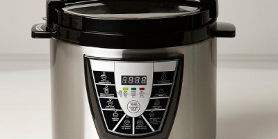 $69.99 (was $99.99) Digital Pressure Cooker with 6-Quart Capacity