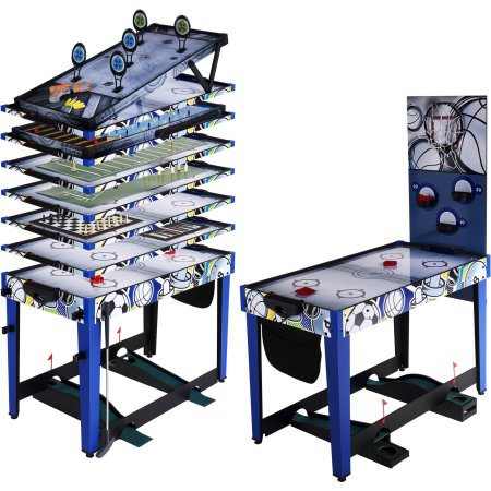 $39 (was $121.15) MD Sports 48 Inch 13-In-1 Multi-Game Combo Table