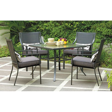 $179 (was $249) 5-Piece Patio Dining Set
