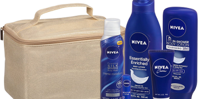 Great Price On This Nivea Luxury Collection 5 Piece Gift Set