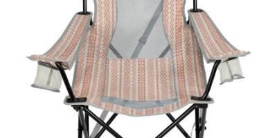 $7.88 (was $16.94) Oversized Mesh Lounge Chair