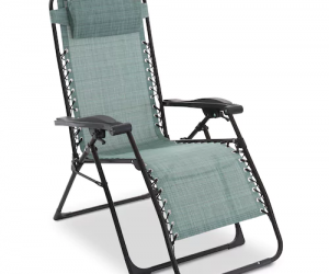 $34.99 (was $139.99) SONOMA Goods for Life Patio Antigravity Chair