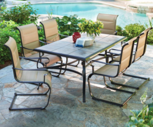Home Depot Patio Set Deal