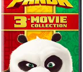 Kung Fu Panda: 3-Movie Collection up to 48% off!