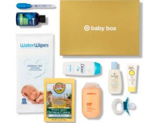 Target Baby Box ONLY $5!!