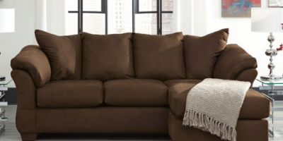 $442 (was $1,300) Signature Design by Ashley Madeline Sofa-Chaise
