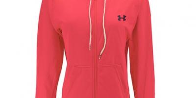 $39.99 (was $64.98) Under Armour UA Women's Full-Zip Hoodie