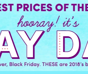WAY DAY Sale!  Better than Black Friday Prices at Wayfair!