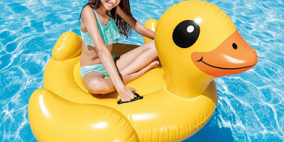 Yellow Duck Inflatable Price Drop