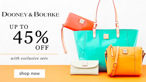 Up To 45% Off Dooney And Bourke