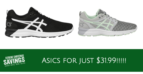 $31.99 Asics Running Shoes!