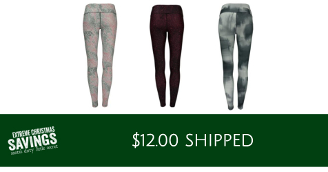 CC Active Leggings: $12.99 SHIPPED (was $50)