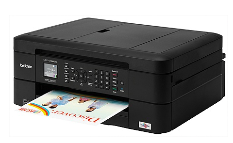 Brother Wireless Color Inkjet All-In-One Printer: $39.99 (was $80)