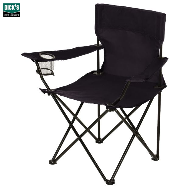 $5.98 (was $9.99)  DICK'S Sporting Goods Logo Chair