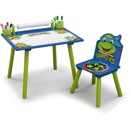 $24.99 (was $59.99) Delta Children Nickelodeon Ninja Turtles Art Desk