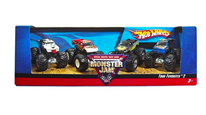 Hot Wheels Monster Jam Deal