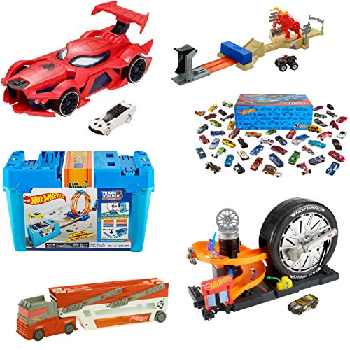 Big Discounts On Select Hot Wheels Products (Today Only)