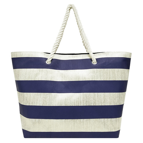 $11.99 (was $40) Large Straw Tote Bag